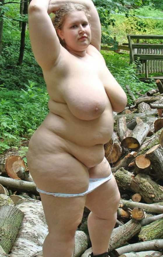 Bbw mature women outdoors well